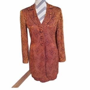 Vintage RARE Hugo Buscati Collection 2 Piece Suit